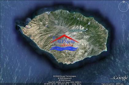 Οικόπεδο 433τ.μ. πρoς αγορά-Σαμοθράκη » Χώρα