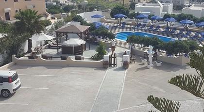 Ξενοδοχείο 500τ.μ. πρoς αγορά-Σαντορίνη » Θήρα