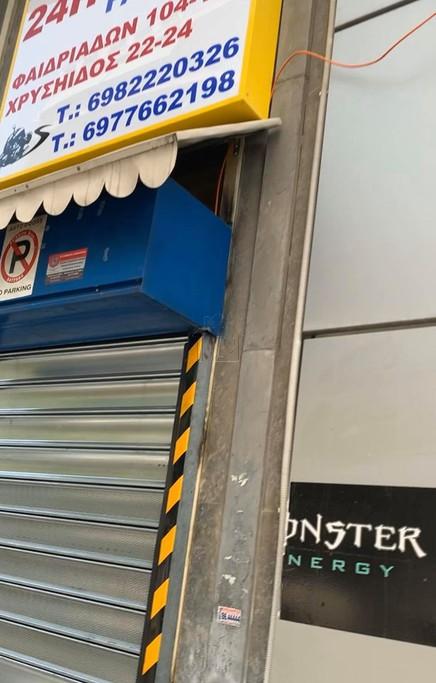 Parking 110τ.μ. πρoς ενοικίαση-Κυψέλη » Πλατεία κυψέλης