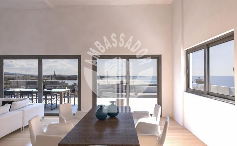 Διαμέρισμα 121τ.μ. πρoς αγορά-Μονή μεταμορφώσεως