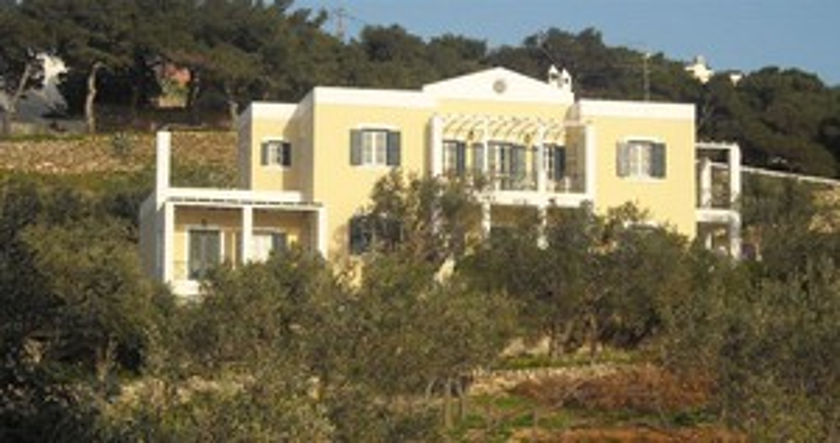 Διαμέρισμα 33τ.μ. πρoς booking-Σύρος » Ποσειδωνία