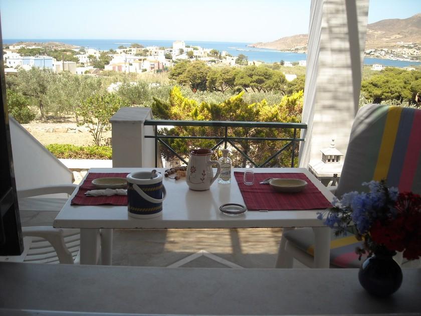 Διαμέρισμα 68τ.μ. πρoς booking-Σύρος » Ποσειδωνία