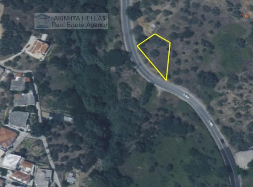 Οικόπεδο 522τ.μ. πρoς αγορά-Σκόπελος » Λουτράκι