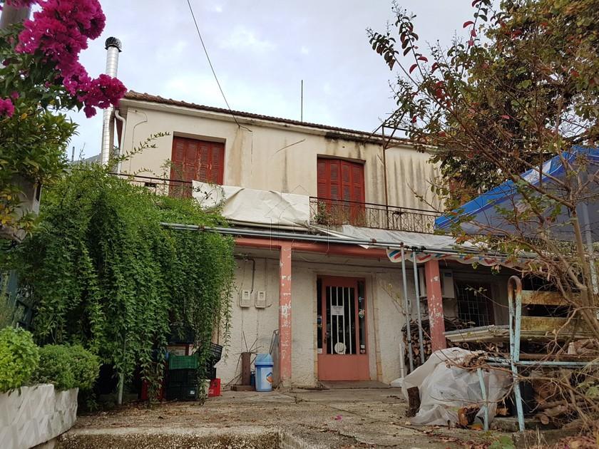 Μονοκατοικία 400τ.μ. πρoς αγορά-Θεσπρωτικό » Παππαδάτες