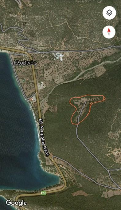 Άλλο 18.000τ.μ. πρoς αγορά-Τολοφώνα » Παραλία τολοφώνας