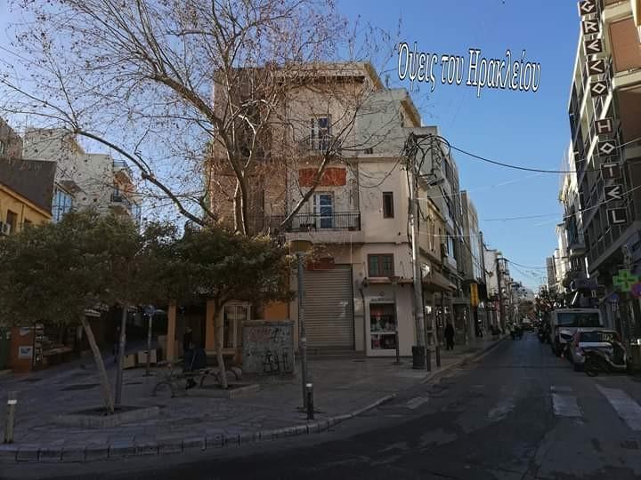 Κατάστημα 160τ.μ. πρoς ενοικίαση-Ηράκλειο κρήτης » Κέντρο