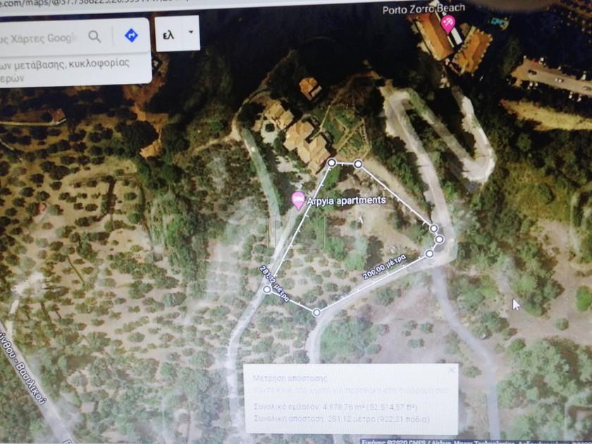 Οικόπεδο 5.100τ.μ. πρoς αγορά-Περιοχη χώρας » Άνω βασιλικός