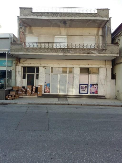 Κτίριο 390τ.μ. πρoς αγορά-Δράμα » Αρκαδικός