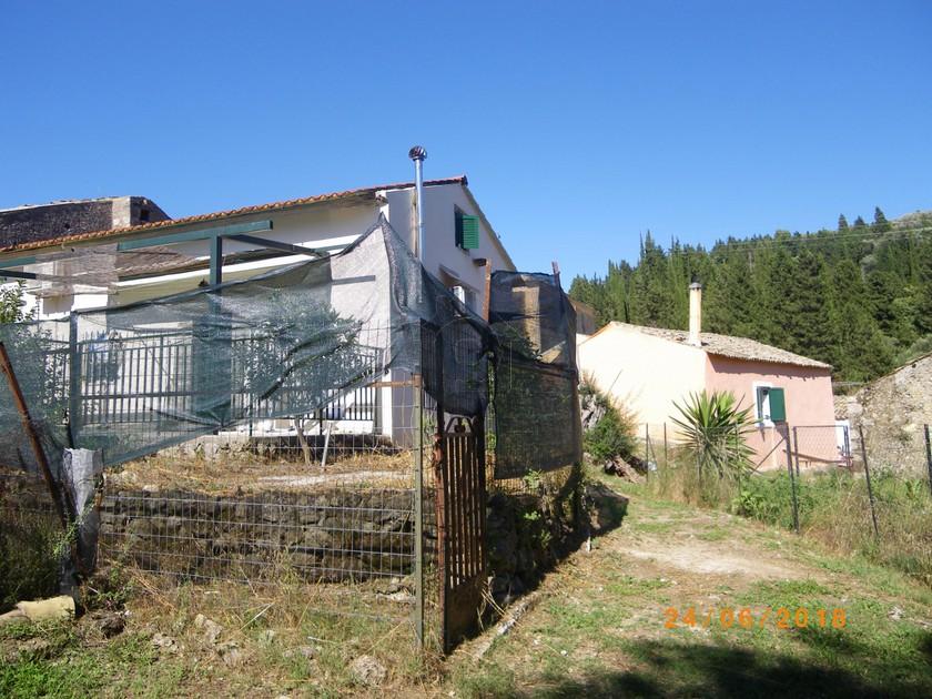 Μονοκατοικία 60τ.μ. πρoς αγορά-Κέρκυρα » Αχίλλειο
