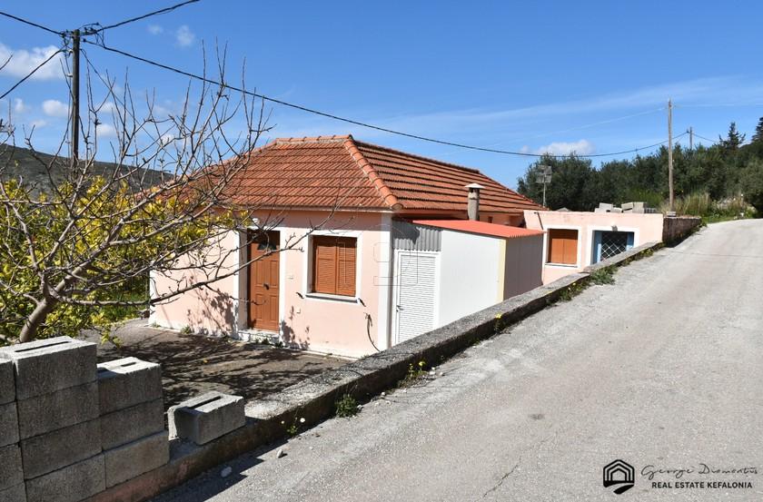 Μονοκατοικία 126τ.μ. πρoς αγορά-Κεφαλονιά » Πύλαρος