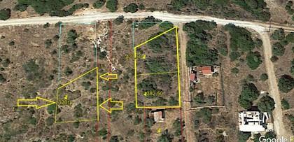 Οικόπεδο 320τ.μ. πρoς αγορά-Νέα αγχίαλος » Κριθαριά