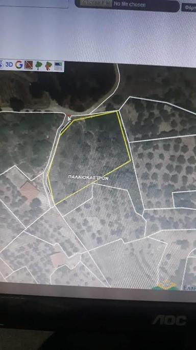 Οικόπεδο 3.850τ.μ. πρoς αγορά-Σάμος » Βαθύ