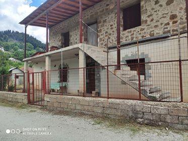 Μονοκατοικία 80τ.μ. πρoς αγορά-Κλεινοβός » Χρυσομηλιά