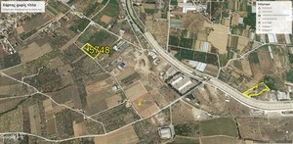 Αγροτεμάχια 5.748τ.μ. πρoς αγορά-Αισωνία » Διμήνι