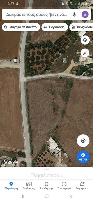 Οικόπεδο 5.500τ.μ. πρoς αγορά-Πάρος » Μονή αγίου αντωνίου