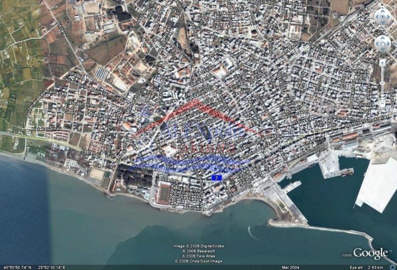 Οικόπεδο 290τ.μ. πρoς αγορά-Αλεξανδρούπολη » Κέντρο