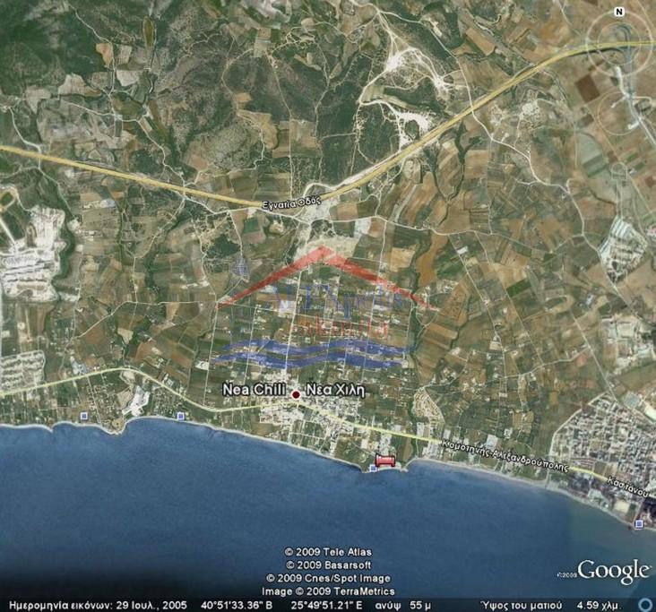 Οικόπεδο 450τ.μ. πρoς αγορά-Αλεξανδρούπολη » Νέα χιλή
