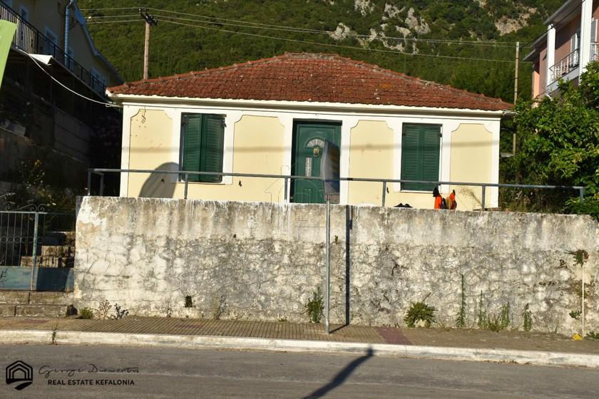 Μονοκατοικία 68τ.μ. πρoς αγορά-Κεφαλονιά » Σάμη
