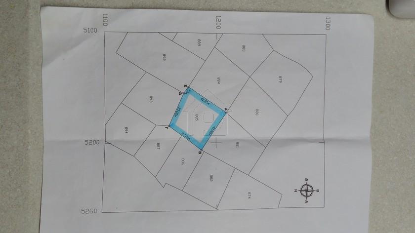 Οικόπεδο 1.650τ.μ. πρoς αγορά-Αρέθουσα