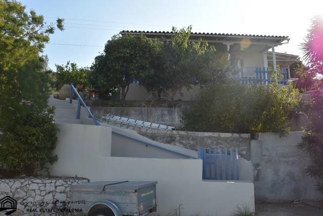 Μονοκατοικία 63τ.μ. πρoς αγορά-Κεφαλονιά » Έρισος