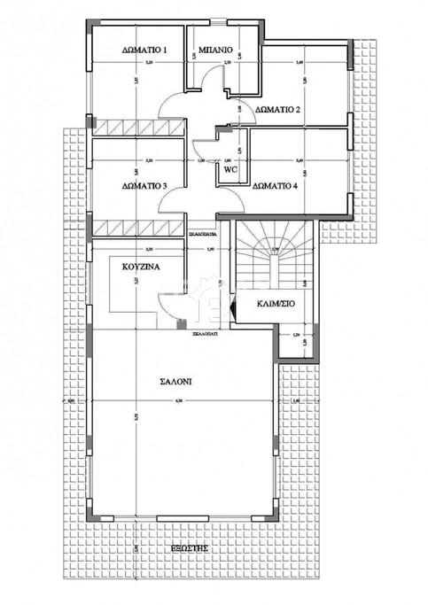 Διαμέρισμα 140τ.μ. πρoς αγορά-Βέροια » Κέντρο