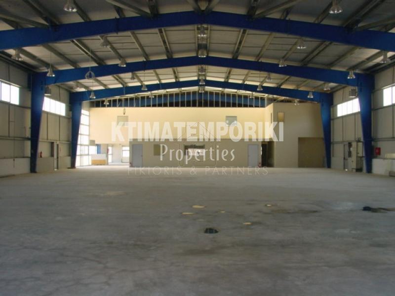 Βιομηχανικός χώρος 2.220τ.μ. πρoς αγορά-Αυλίδα » Βαθύ