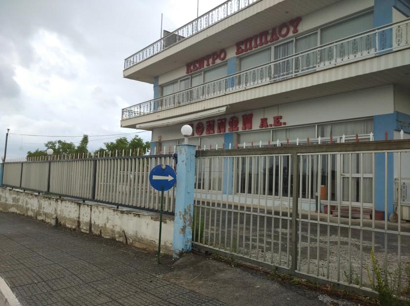Επιχειρηματικό κτίριο 1.200τ.μ. πρoς ενοικίαση-Κοζάνη » Κέντρο