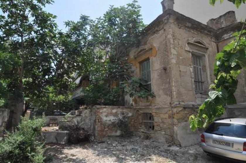 Μονοκατοικία 336τ.μ. πρoς αγορά-Νέο φάληρο