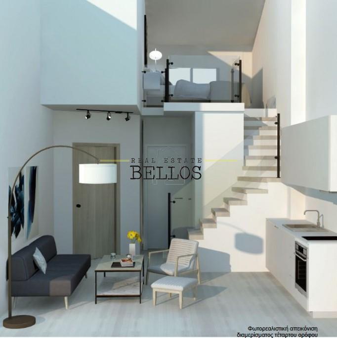Διαμέρισμα 78τ.μ. πρoς ενοικίαση-Δόξα