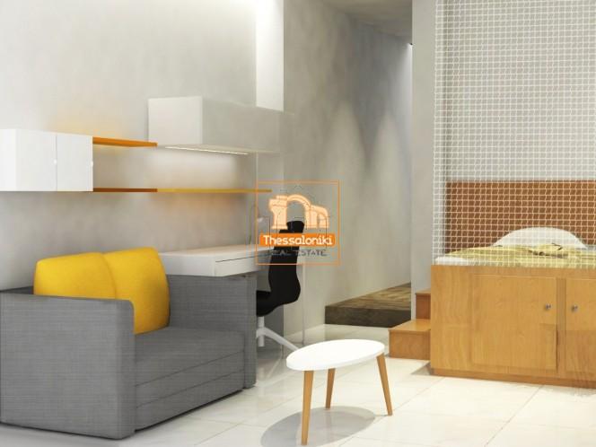 Studio / γκαρσονιέρα 27τ.μ. πρoς ενοικίαση-Τοπείρο » Άβατο