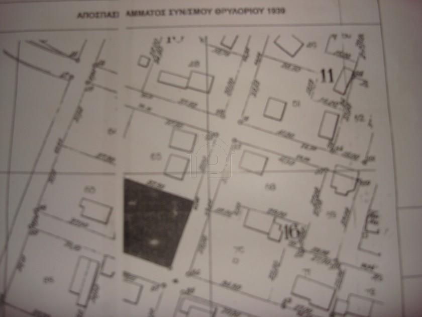 Οικόπεδο 600τ.μ. πρoς ζήτηση-Κομοτηνή » Θρυλόριο