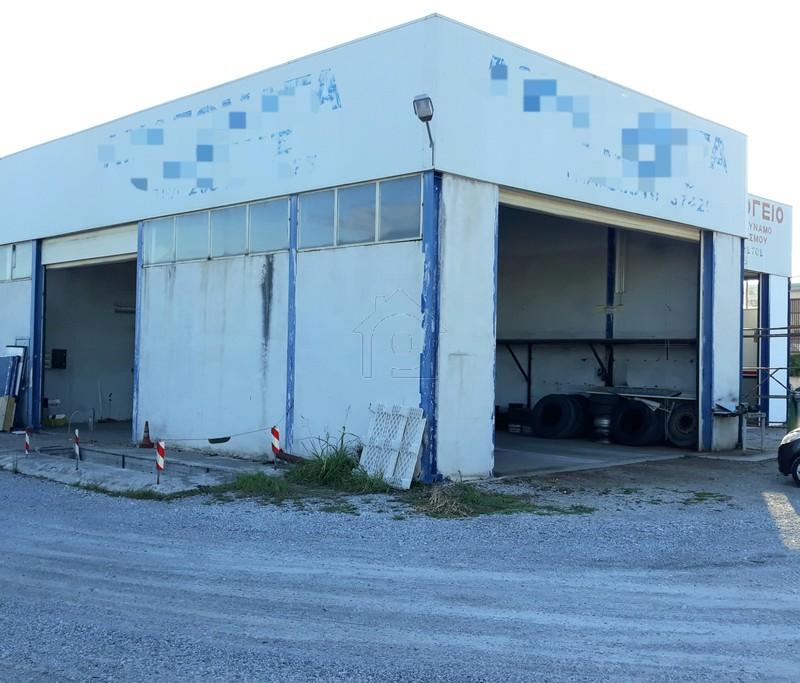 Βιομηχανικός χώρος 190τ.μ. πρoς ενοικίαση-Κατερίνη