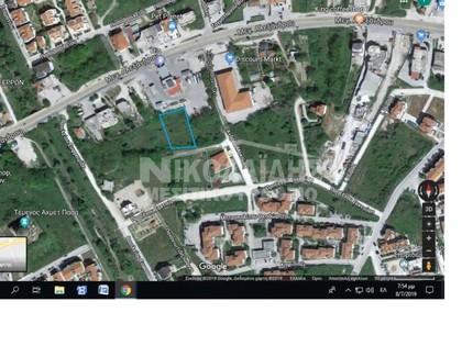 Οικόπεδο 970τ.μ. πρoς αγορά-Σέρρες » Κέντρο