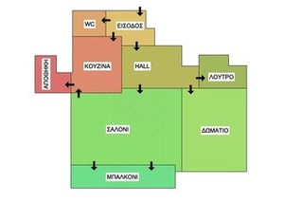 Διαμέρισμα 105τ.μ. πρoς ενοικίαση-Εξάρχεια - νεάπολη » Πολυτεχνείο