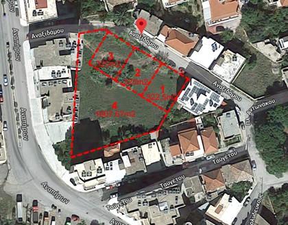 Οικόπεδο 1.607τ.μ. πρoς αγορά-Σπάρτη » Κέντρο