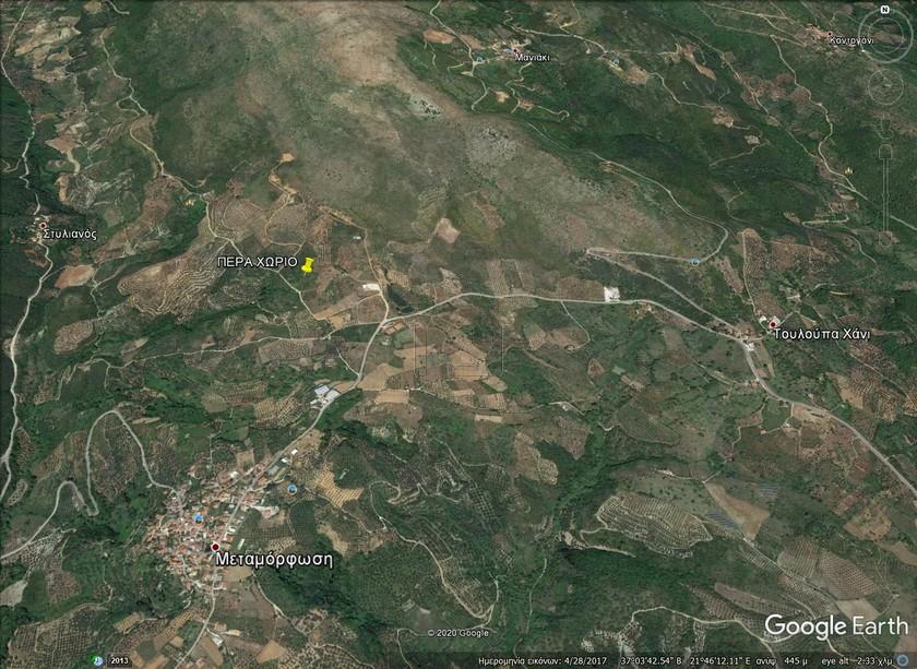 Αγροτεμάχια 15.500τ.μ. πρoς αγορά-Παπαφλέσσας » Μεταμόρφωση
