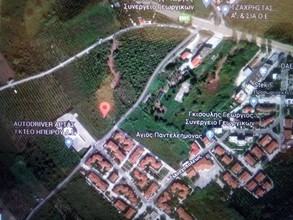 Οικόπεδο 7.000τ.μ. πρoς αγορά-Άρτα » Ελεούσα