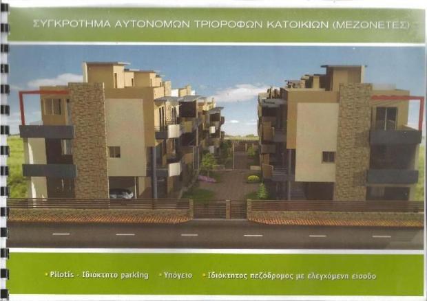 Μεζονέτα 203τ.μ. πρoς αγορά-Ηράκλειο κρήτης » Κέντρο