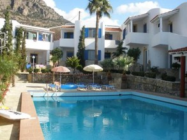 Ξενοδοχείο 1.100τ.μ. πρoς αγορά-Ιεράπετρα » Κέντρο
