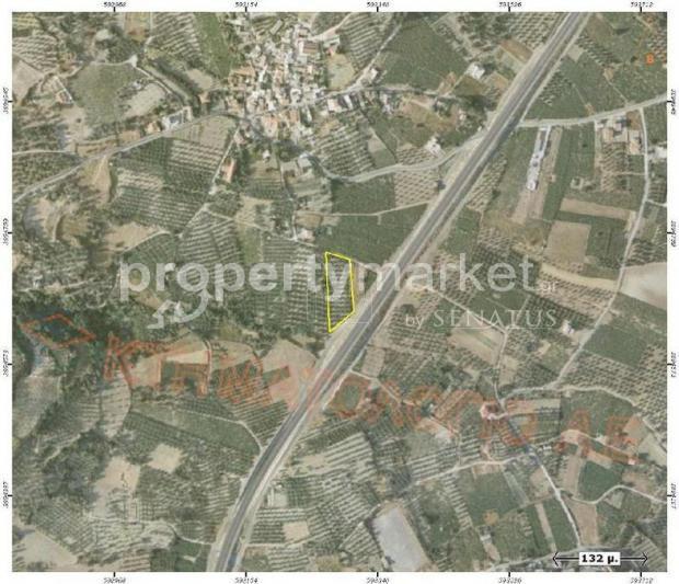 Οικόπεδο 2.672τ.μ. πρoς αγορά-Ηράκλειο κρήτης » Κέντρο