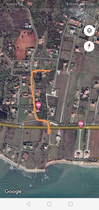 Οικόπεδο 1.600τ.μ. πρoς αγορά-Αλεξανδρούπολη » Νέα χιλή