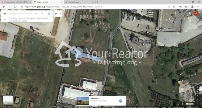 Αγροτεμάχια 3.700 τ.μ. πρoς ενοικίαση, Θεσσαλονίκη - Περιφ/Κοί Δήμοι, Αμπελόκηποι