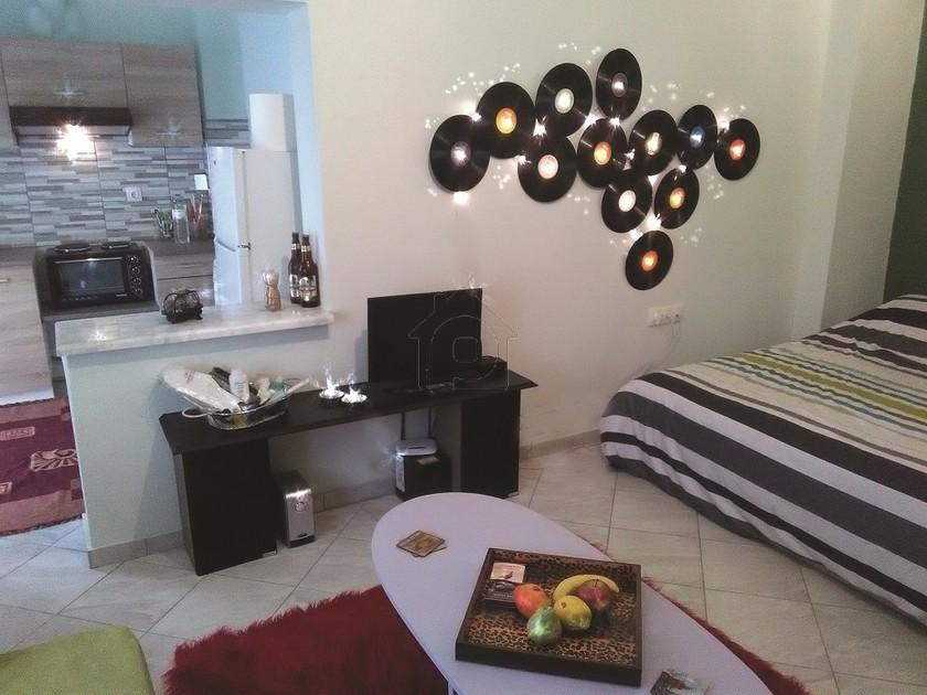 Studio / γκαρσονιέρα 40τ.μ. πρoς ενοικίαση-Λάρισα » Α.τ.α.