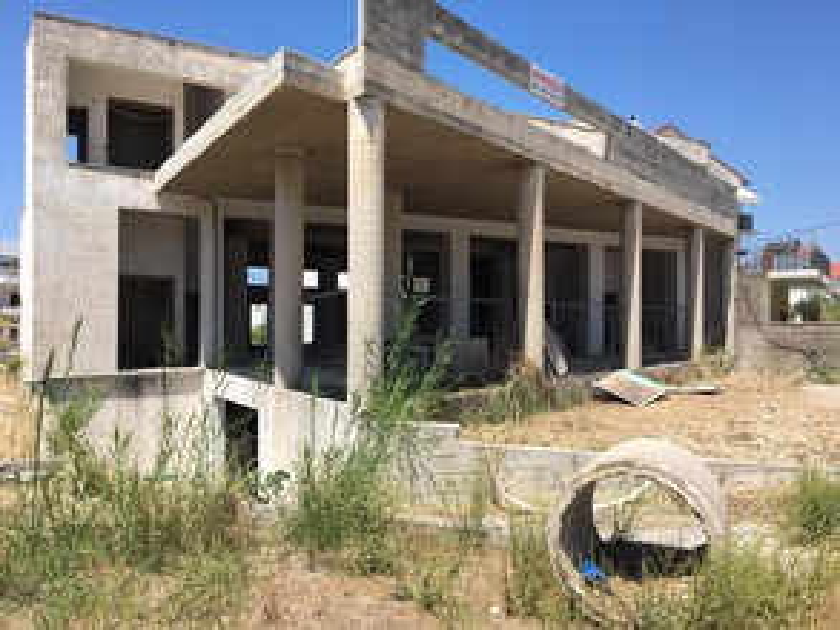 Επιχειρηματικό κτίριο 1.300τ.μ. πρoς ενοικίαση-Ηγουμενίτσα » Λαδοχώρι