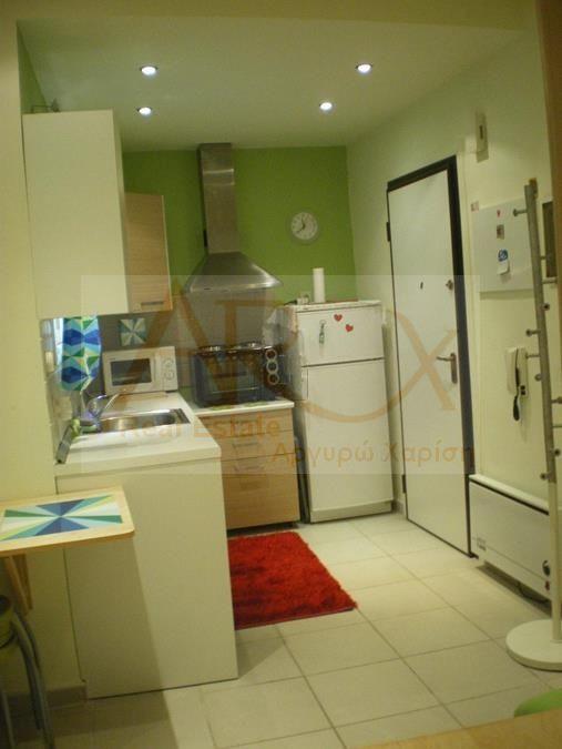 Διαμέρισμα 30τ.μ. πρoς ενοικίαση-Καμάρα