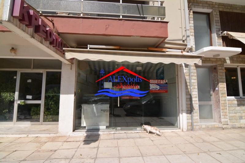 Κατάστημα 77τ.μ. πρoς αγορά-Αλεξανδρούπολη » Πάρκο αν. θράκης