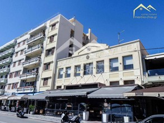 Επιχειρηματικό κτίριο 440τ.μ. πρoς ενοικίαση-Χίος » Πόλη χίου