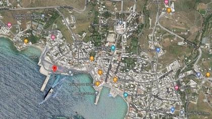 Οικόπεδο 1.822τ.μ. πρoς αγορά-Τήνος