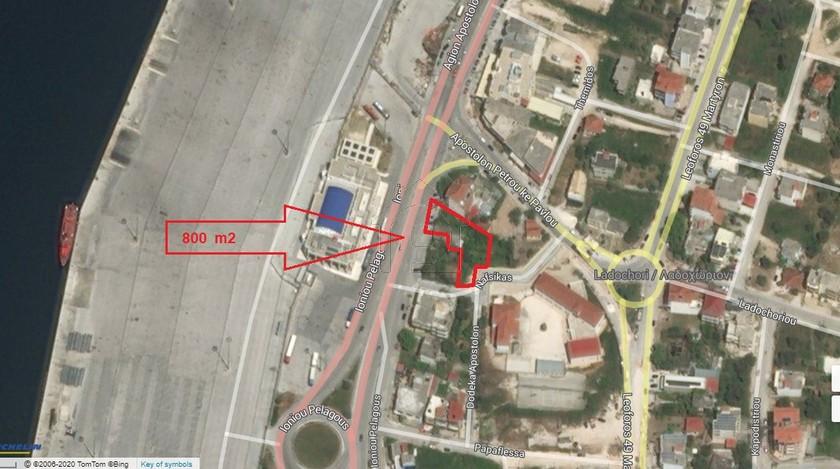 Οικόπεδο 800τ.μ. πρoς αγορά-Ηγουμενίτσα » Λαδοχώρι