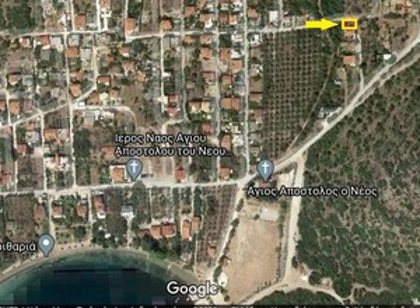 Οικόπεδο 260τ.μ. πρoς αγορά-Νέα αγχίαλος » Κριθαριά